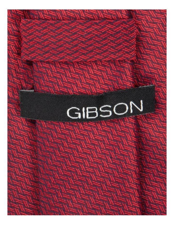 Thatch Weave Silk Tie image 2