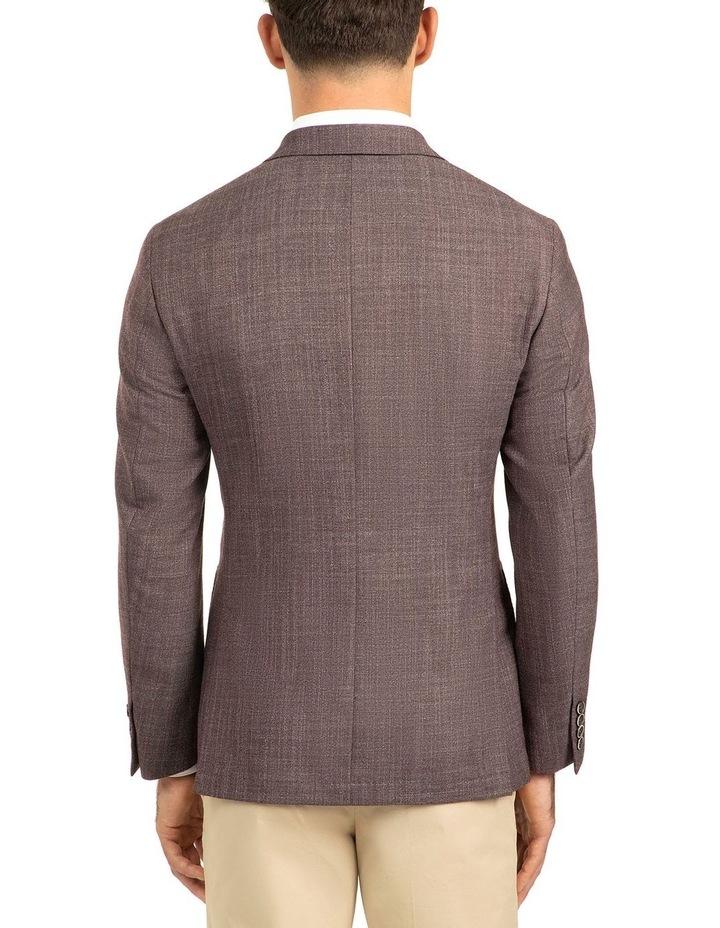 Plum Slim Fit Cobalt Jacket FGJ606 image 3