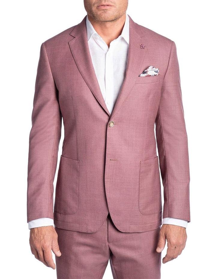 Slim Fit Electron Jacket Pink FGK666 image 1