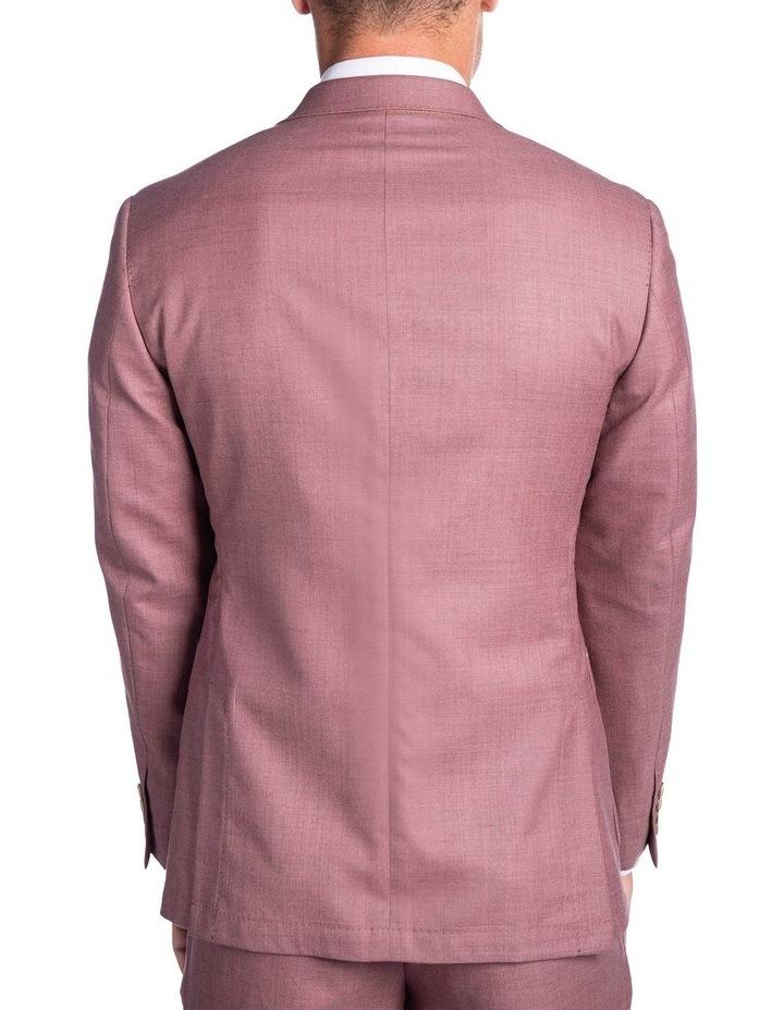 Slim Fit Electron Jacket Pink FGK666 image 3