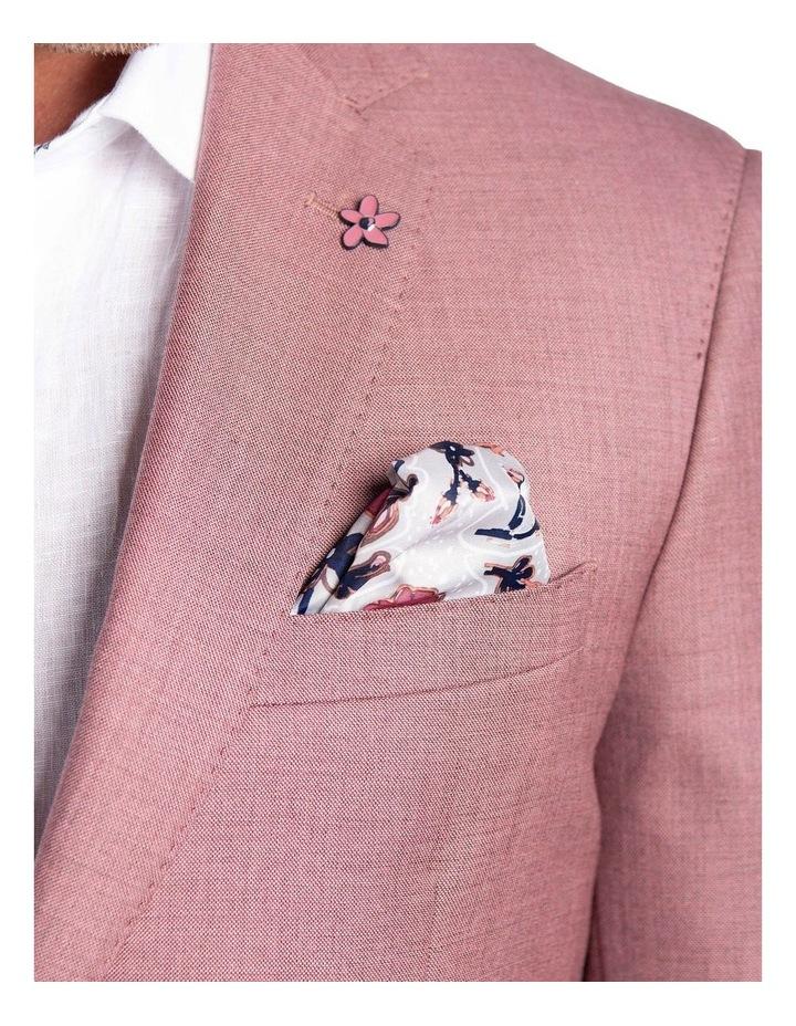 Slim Fit Electron Jacket Pink FGK666 image 4