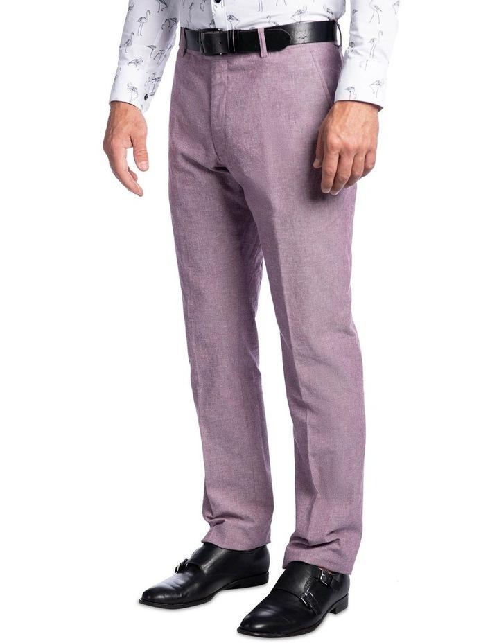 Slim Fit Radon Trouser Lilac FUK565 image 2