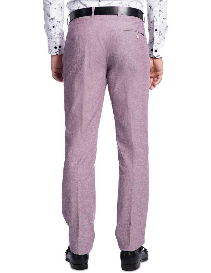 Slim Fit Radon Trouser Lilac FUK565 image 3