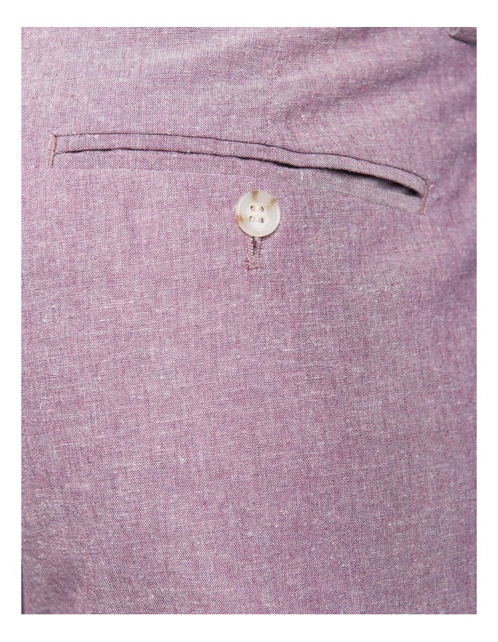 Slim Fit Radon Trouser Lilac FUK565 image 4