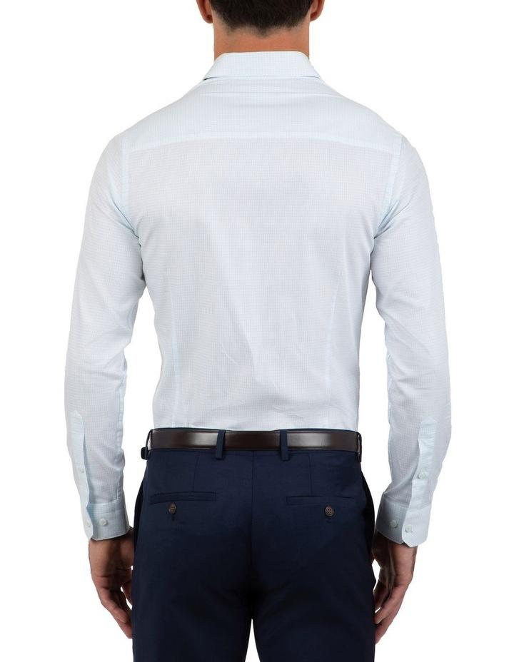 Slim Fit Blue Flame Shirt image 2