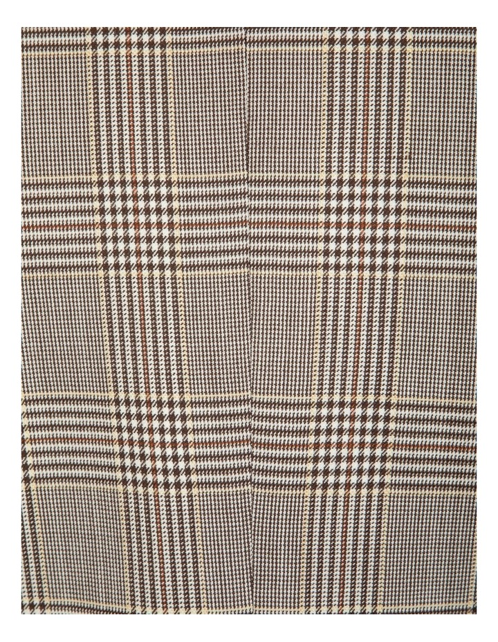 Slim Fit Ionic Prince of Wales Check Jacket FGK647 image 6
