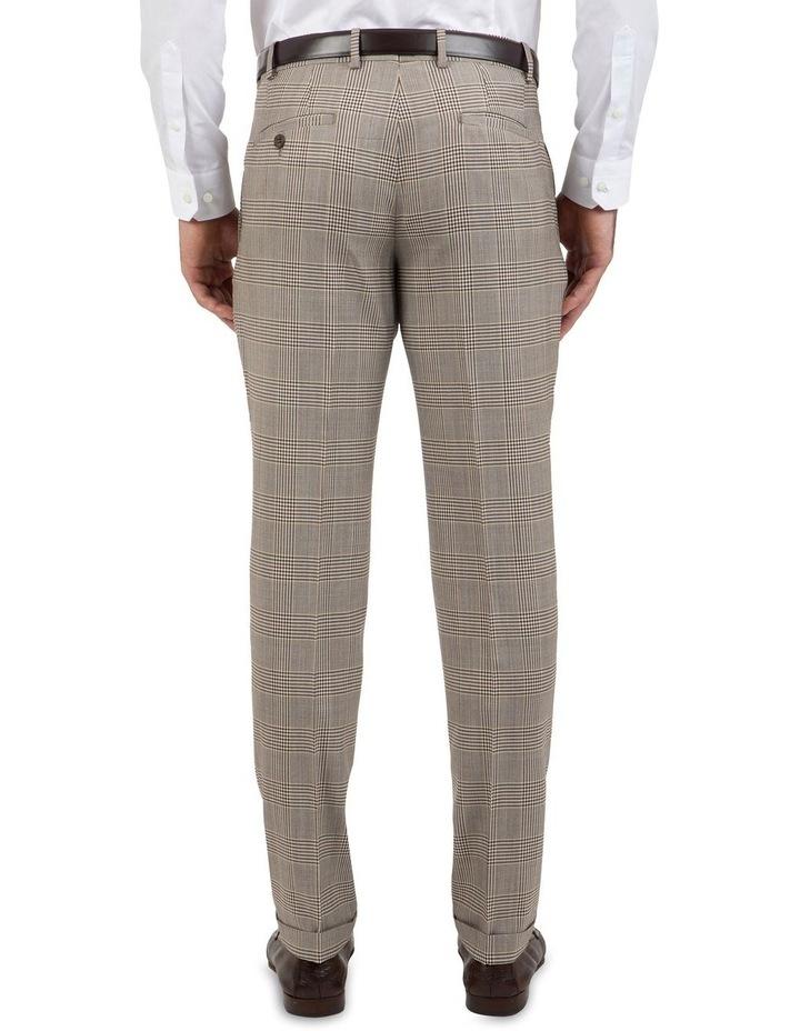 Slim Fit Radon Check Cuffed Trouser FGK647 image 2