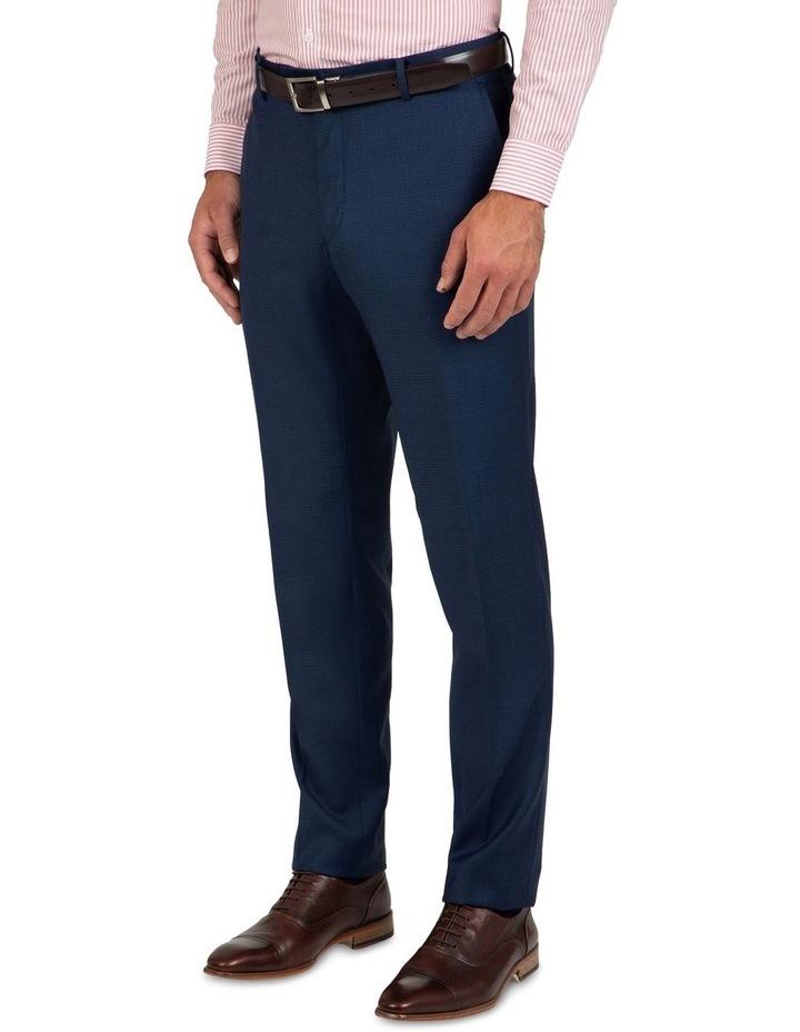 Slim Fit Caper Wool Trouser FGK649 image 3