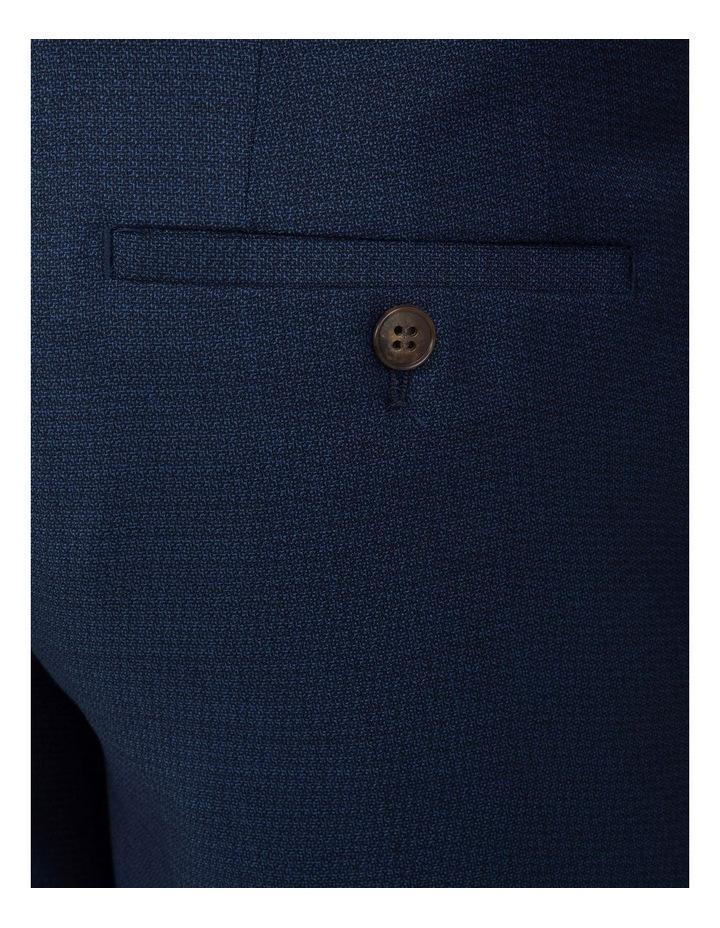 Slim Fit Caper Wool Trouser FGK649 image 4