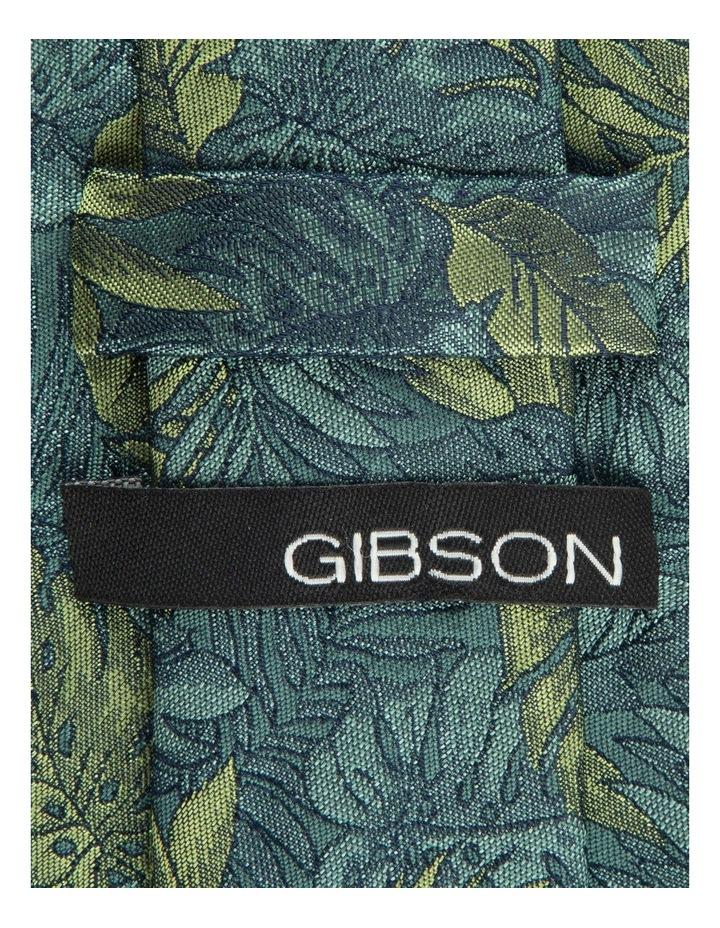 Green Houseplants 6.5cm Silk Tie image 2
