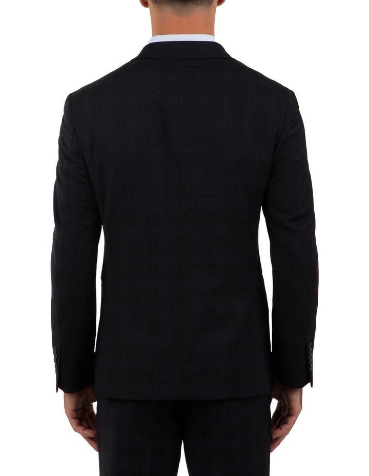 Slim Fit Accelerator Black Jacket FGM700 image 3