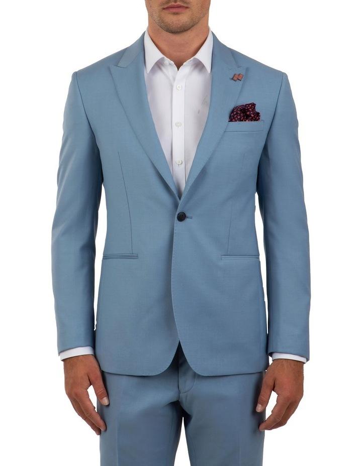 Slim Fit Ionic Blue Jacket FGM707 image 1