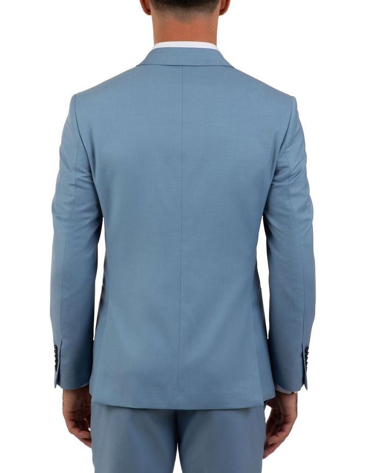 Slim Fit Ionic Blue Jacket FGM707 image 3