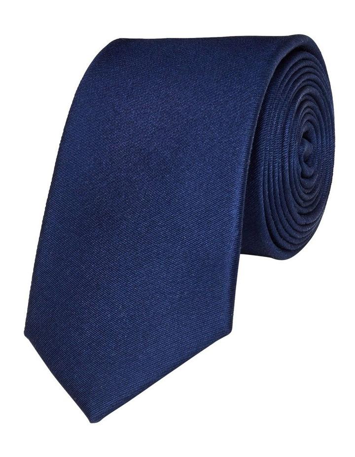 Plain Silk Tie image 1