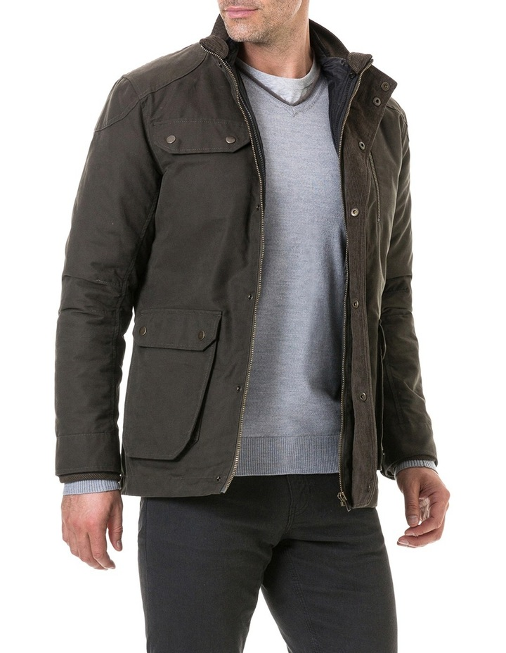 Harper Waxed Jacket image 2