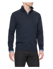 Rodd & Gunn - Merrick Bay Knit - Ink