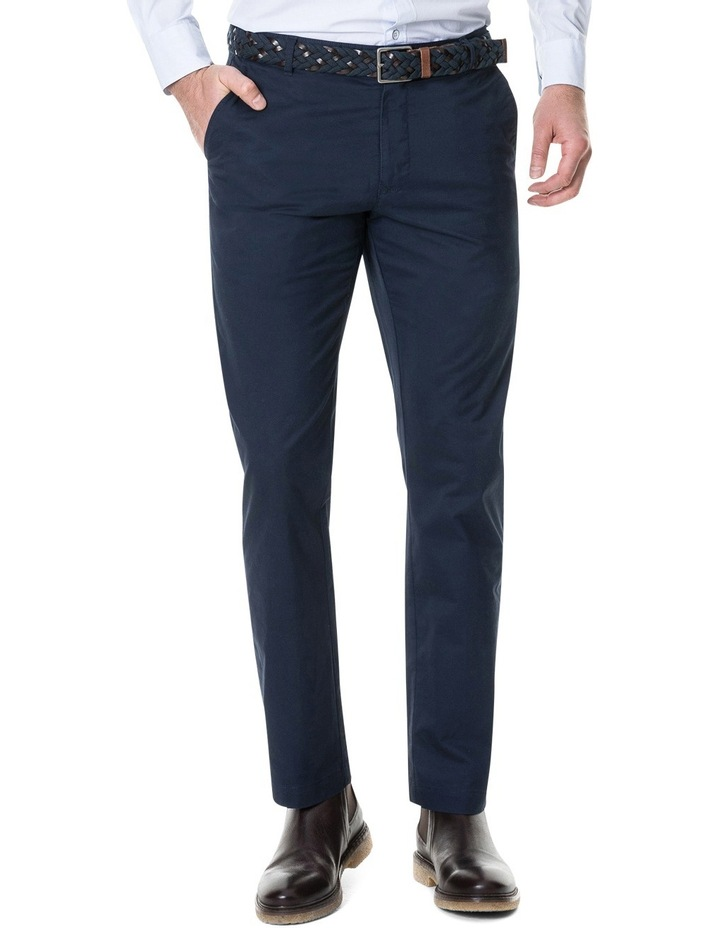 Westgate Straight Pant - Navy image 2