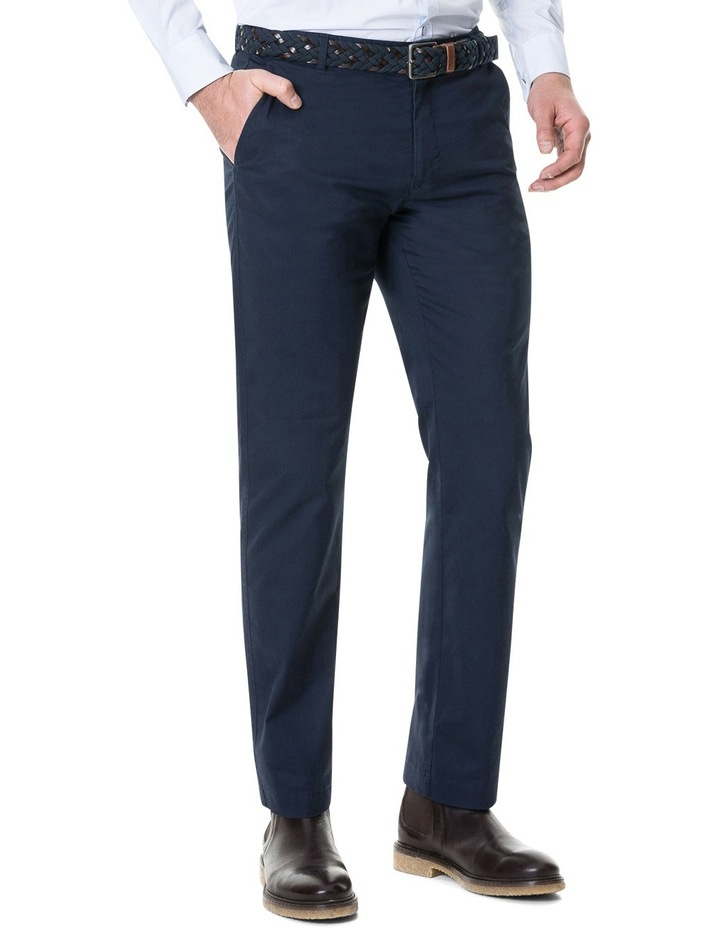 Westgate Straight Pant - Navy image 4