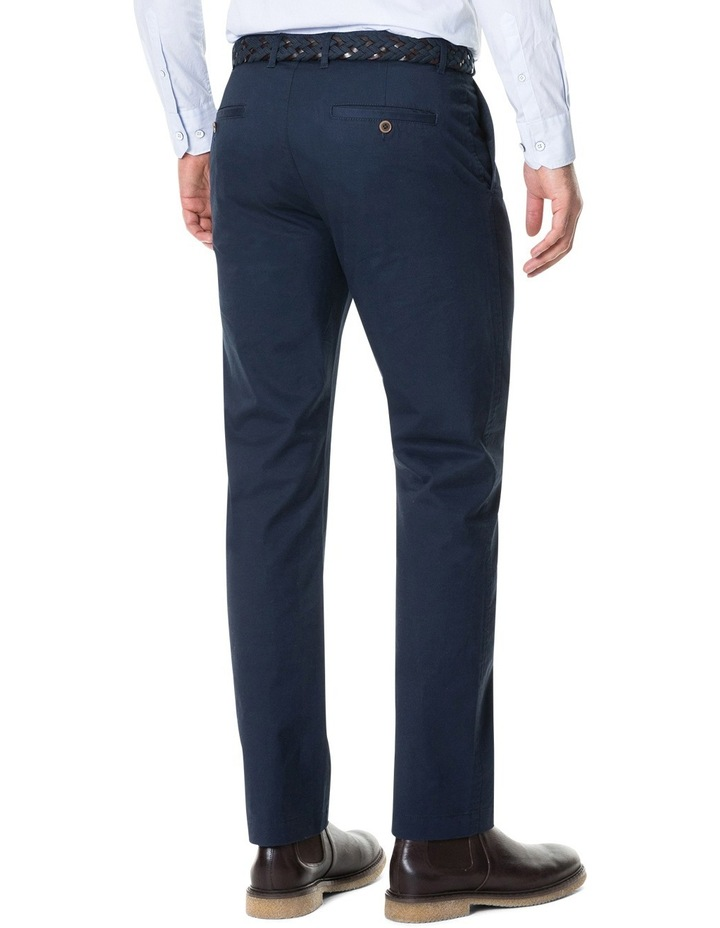 Westgate Straight Pant - Navy image 6