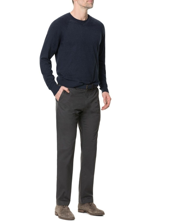 Westgate Straight Pant - Navy image 7