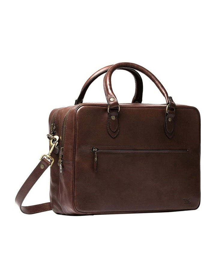 The Viaduct Briefcase - Cocoa image 2