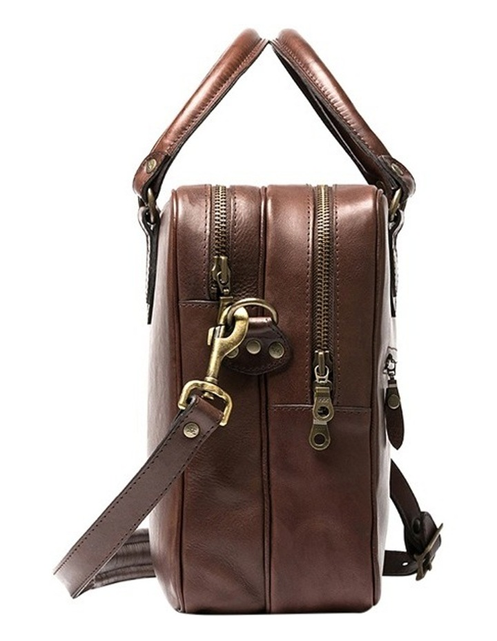 The Viaduct Briefcase - Cocoa image 3