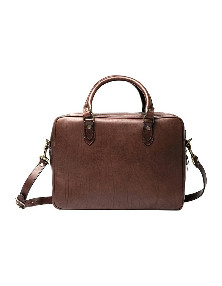 The Viaduct Briefcase - Cocoa image 4