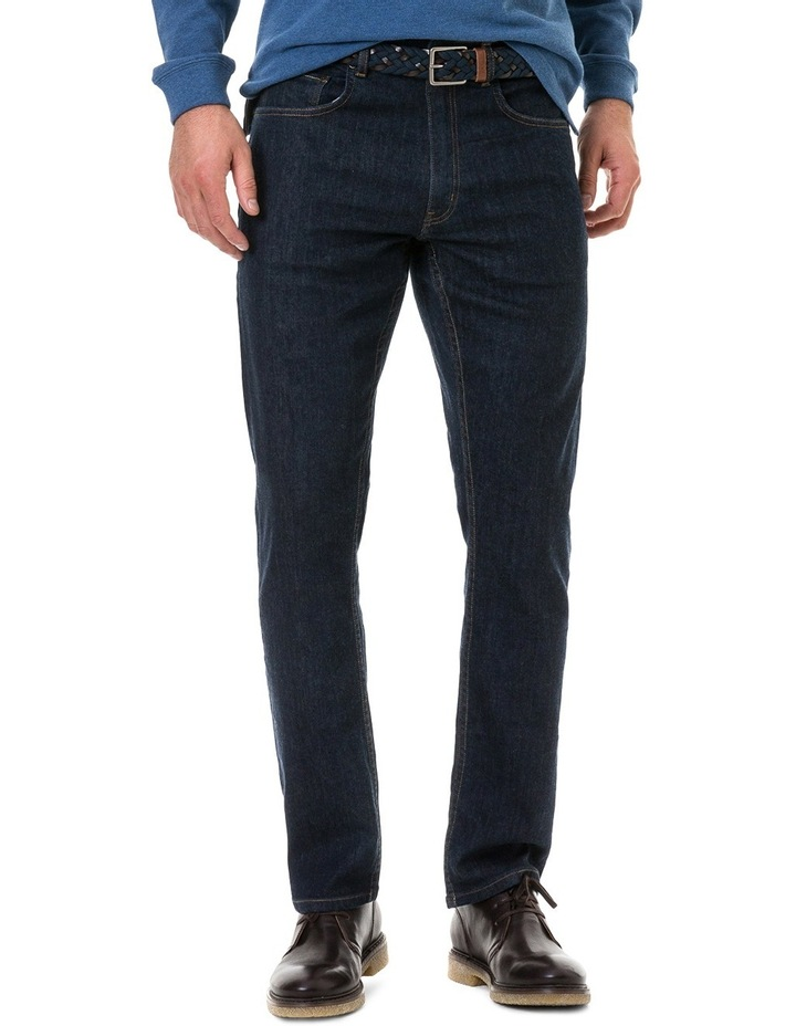 Craigmore Long Leg Jean - Denim image 1