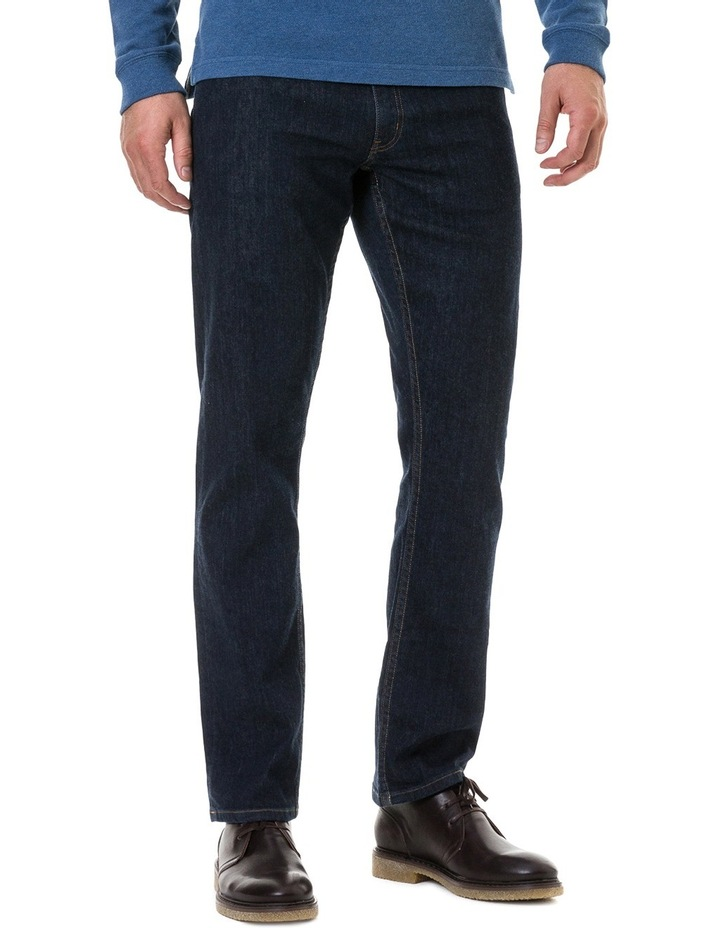 Craigmore Long Leg Jean - Denim image 2