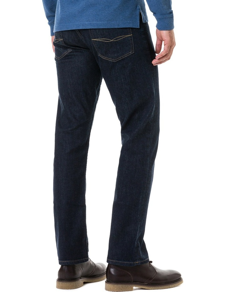 Craigmore Long Leg Jean - Denim image 3
