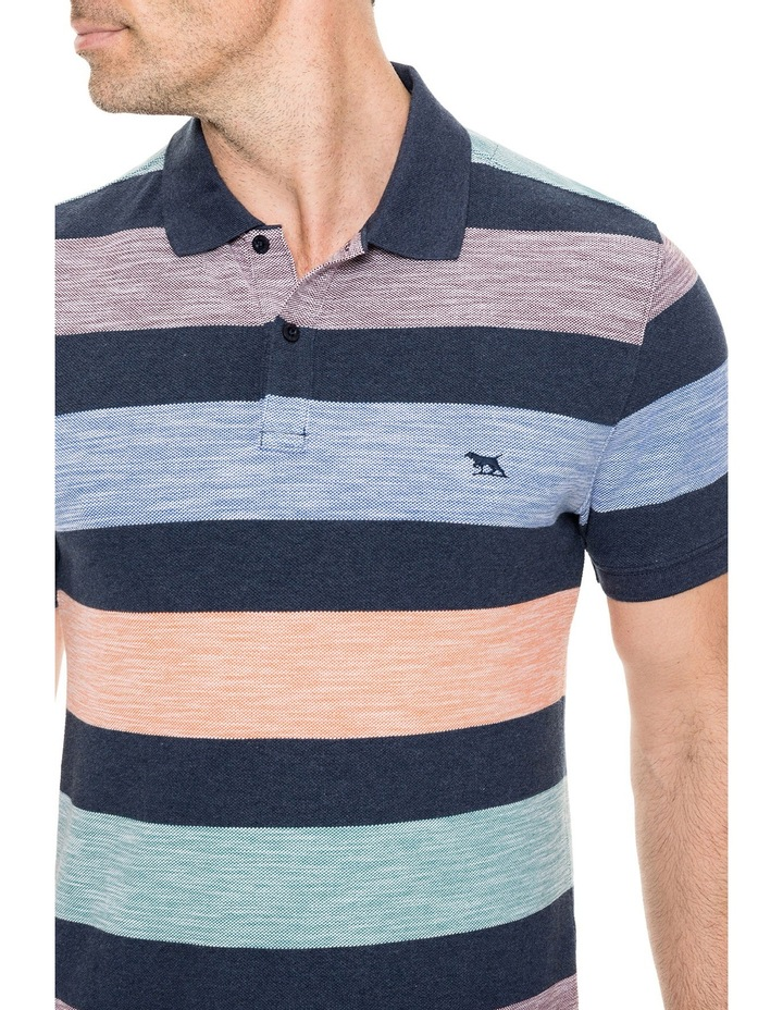 Dailey Island Sports Fit Polo - Ink image 4