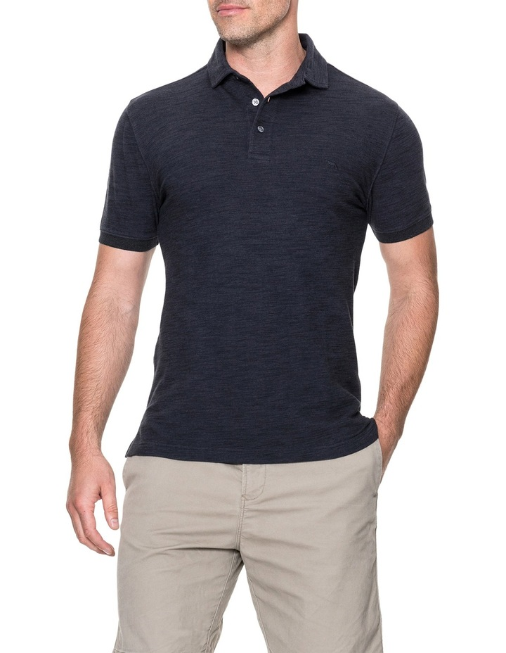 Hampstead Sports Fit Polo - Gunpowder image 1