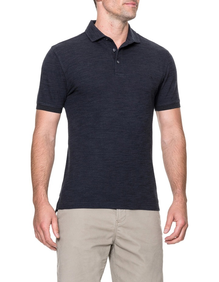 Hampstead Sports Fit Polo - Gunpowder image 2