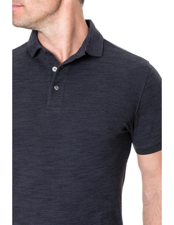 Hampstead Sports Fit Polo - Gunpowder image 4