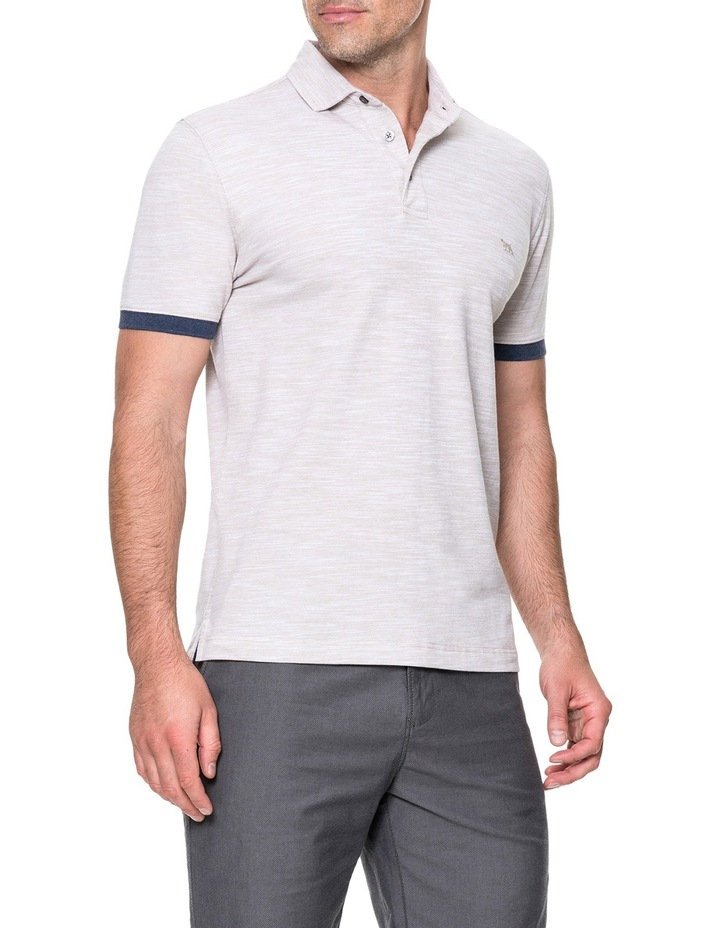 Hampstead Sports Fit Polo - Natural image 2
