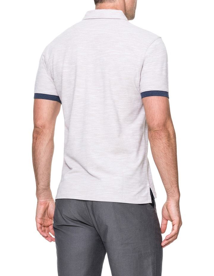 Hampstead Sports Fit Polo - Natural image 3