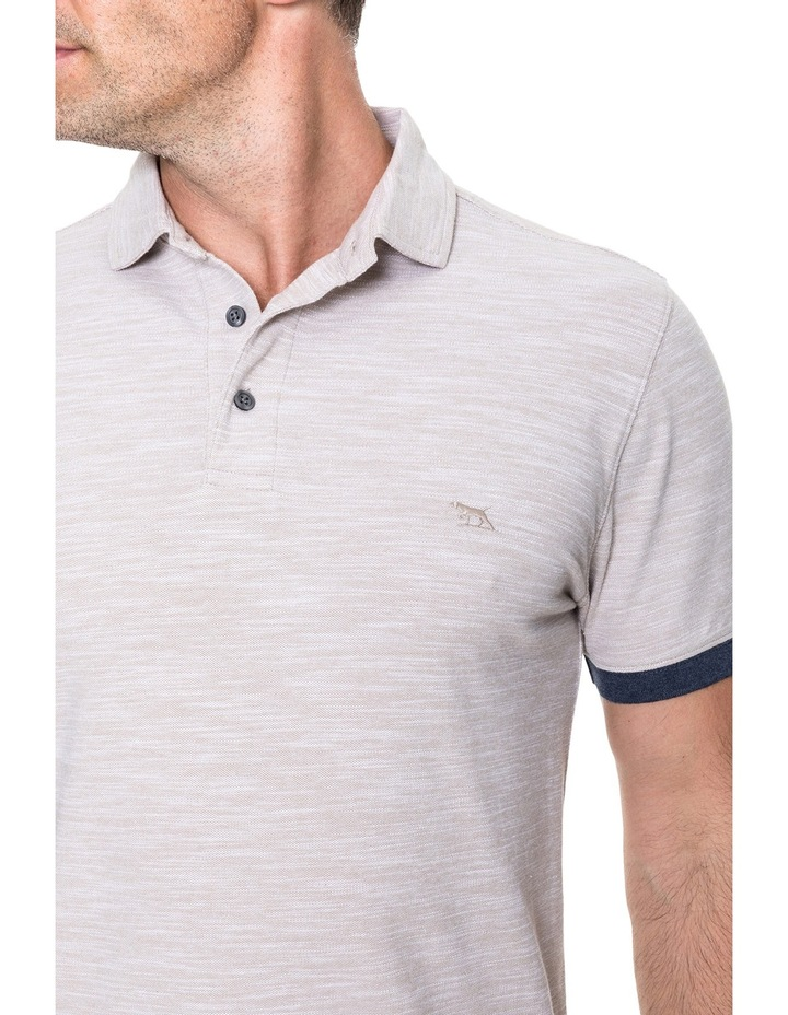 Hampstead Sports Fit Polo - Natural image 4