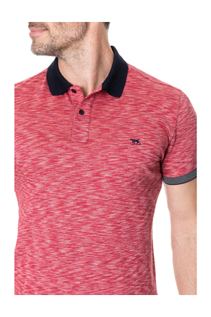 Rodd & Gunn - Allman Bay Sports Fit Polo - Flame