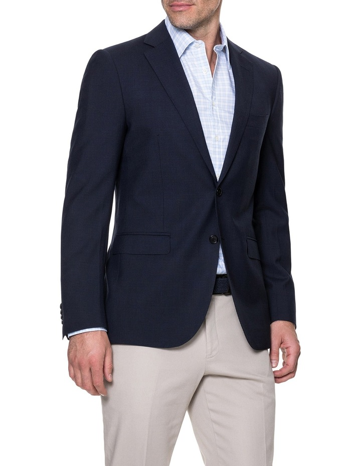Norwich Tailored Jacket - Midnight image 2