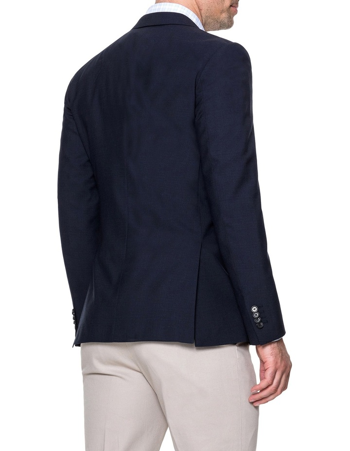 Norwich Tailored Jacket - Midnight image 3