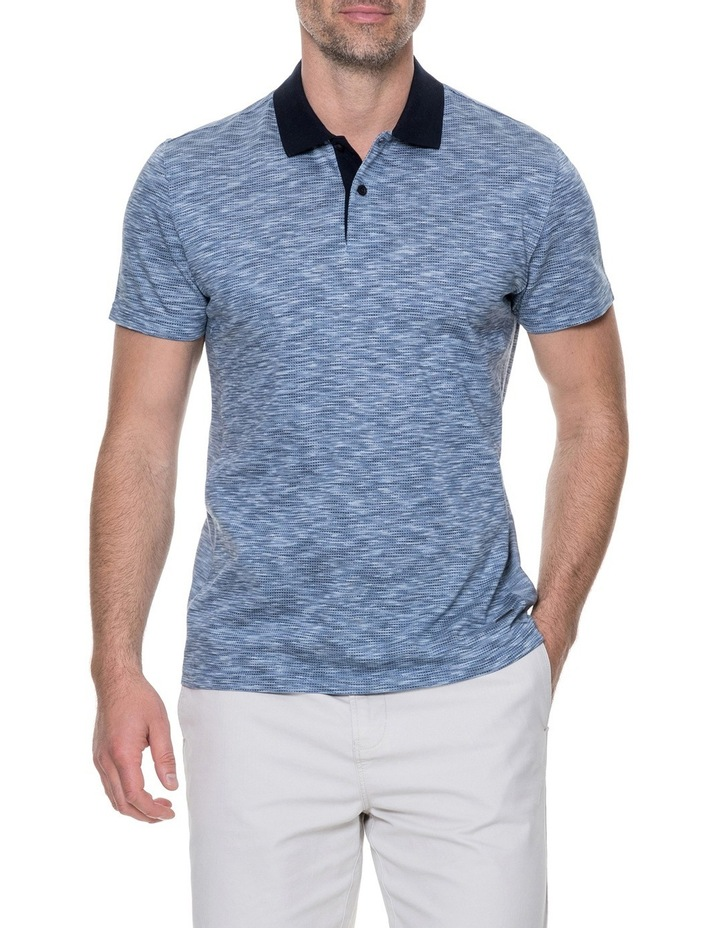 KP1102 Raywood Sports Fit Polo Bluesteel image 1