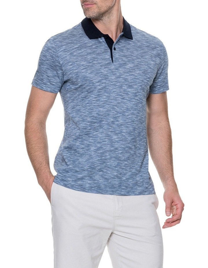 KP1102 Raywood Sports Fit Polo Bluesteel image 2