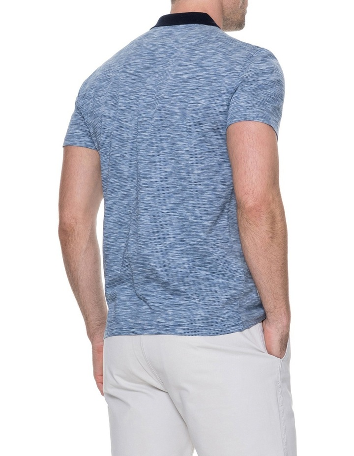 KP1102 Raywood Sports Fit Polo Bluesteel image 3