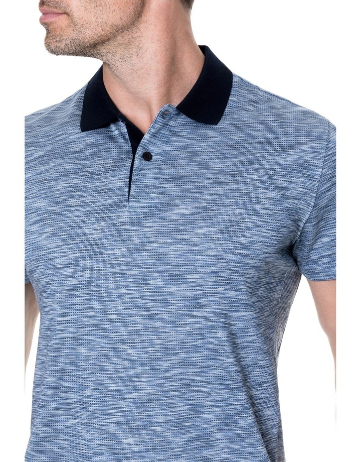 KP1102 Raywood Sports Fit Polo Bluesteel image 4