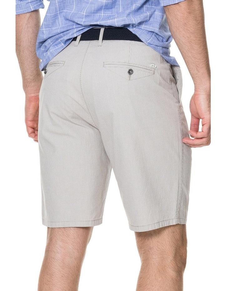 Flaxton Slim Short - Latte image 3