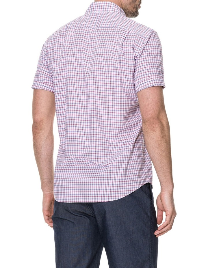 Waterford Short Sleeve Shirt - Mulberry image 3