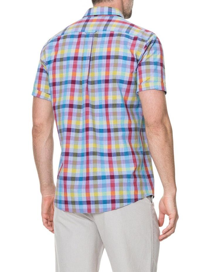 Alpers Short Sleeve Shirt - Chambray image 3