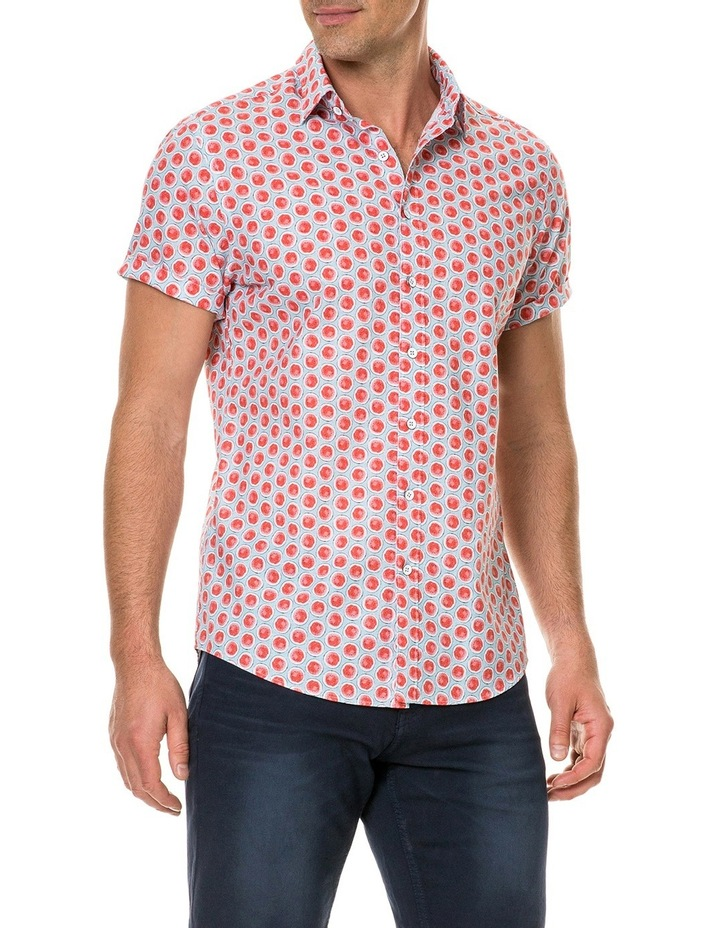 Mellons Bay Short Sleeve Sports Fit Shirt image 2