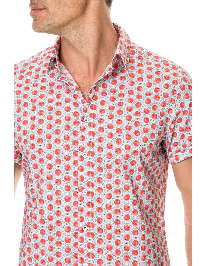 Mellons Bay Short Sleeve Sports Fit Shirt image 4