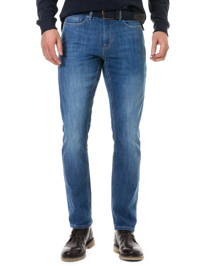 Cranfield Straight Jean - LL Denim image 1